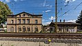 Old Coswig train station