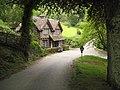 Cottage near Lee Abbey - geograph.org.uk - 1471552.jpg