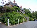Cottages in Godshill, Isle of Wight - geograph.org.uk - 1716176.jpg