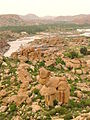Countryside and Rock Formations around Hampi - India.JPG