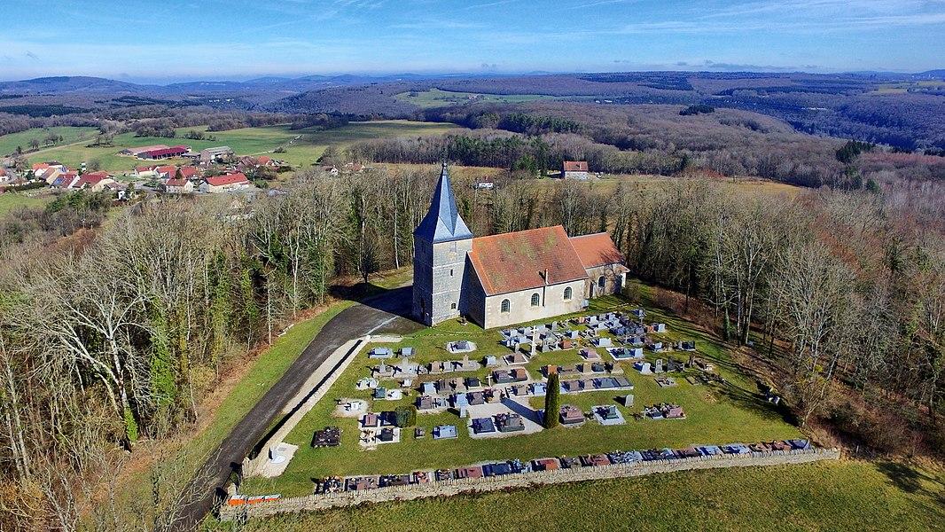 Eglise de Mont-sur-Lison