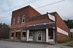 Creal Springs, Illinois - Blue Avenue