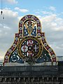 Crest of the London, Chatham and Dover Railway, Blackfriars Bridge (1864) - geograph.org.uk - 2066215.jpg