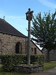 croix de cimetière de Saint-Malo-de-Beignon