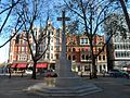 Cross of Sacrifice in Sloane Square, London.jpg