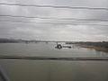 Crossing the Ob River Novosibirsk, Russia (11442897683).jpg