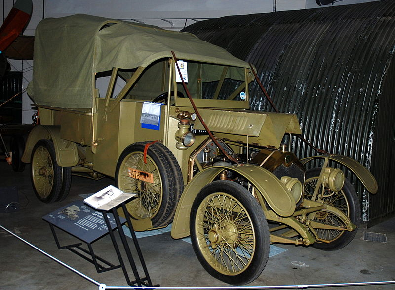 File:Crossley Tender, Royal Air Force Museum, Hendon. (23427283182).jpg