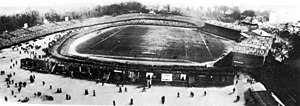 1901–02 Southampton F.C. season - A panoramic view of the Crystal Palace ground during the 1905 FA Cup Final.