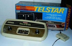 Telstar (game console) - Image: Ctelstar
