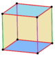 Cube rhombic symmetry.png