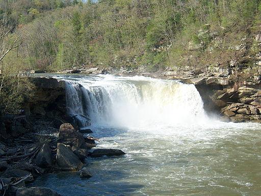 Cumberland Falls 2009