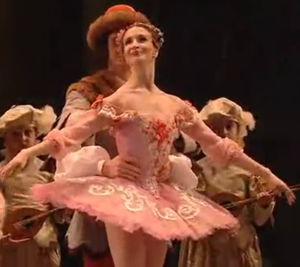 Lauren Cuthbertson - Lauren Cuthbertson as Princess Aurora in Sleeping Beauty