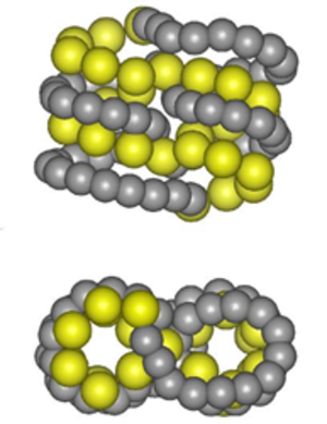 Cycloamylose - Cycloamylose comprising 26 glucose units