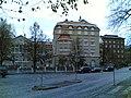 Cygnaeuksen koulu Merimiehenkatu ja laivuririnteen kulma - panoramio.jpg