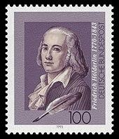 Sonderbriefmarke zum 150. Todestag (Quelle: Wikimedia)