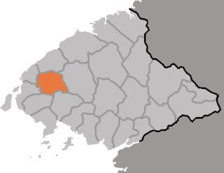 Pihyon County County in North Pyŏngan, North Korea