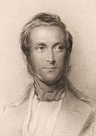 Earl of Dalhousie - James Broun-Ramsay,   1st Marquess of Dalhousie