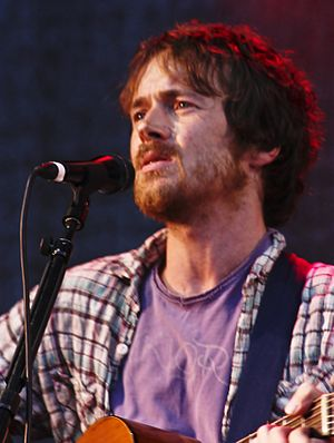 Damien Rice - Rice performing in Norway, 2010