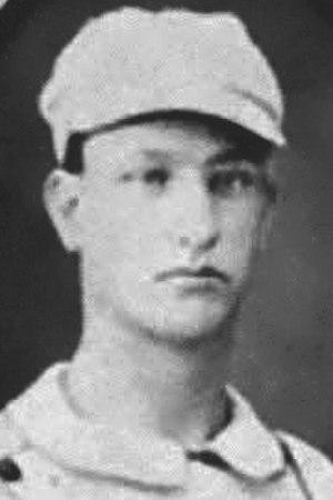 Dan Cronin (baseball) - Image: Dan Cronin (baseball)