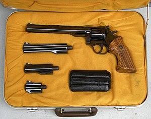 Dan Wesson Firearms - Dan Wesson Revolver . 357 Magnum, barrels