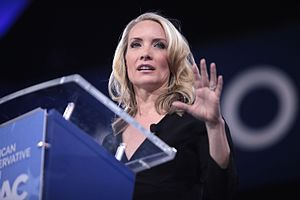 Dana Perino - Perino speaking at the 2016 Conservative Political Action Conference in Washington, D.C.