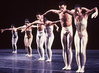 Dance Theatre of Harlem - The Dance Theatre of Harlem perform Dialogues in 2006.