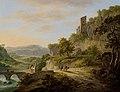 Daniël Dupré - Gezicht op Civita Castellana - SK-A-5014 - Rijksmuseum.jpg