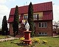 Danków plebania przy kościele św. Stanisława Biskupa Męczennika 30.04.11 p.jpg