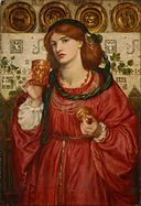 Dante Gabriel Rossetti - The Loving Cup - Google Art Project.jpg