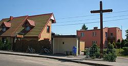 Darżlubie - Bus stop 01.jpg