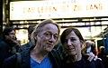 Das Leben ist zu lang (Österreichpremiere 2010.09.01) Meret Becker, Markus Hering.jpg