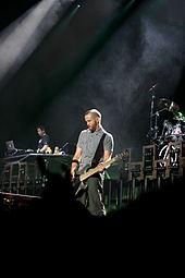 Phoenix au Live 8