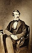 David Livingstone. Photograph. Wellcome V0027205.jpg