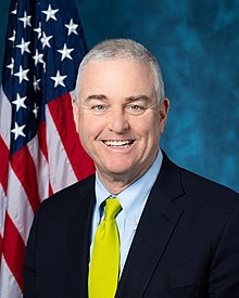 David Trone, official portrait, 116th Congress.jpg