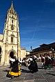 Day of Asturias dancers in Asturias, Spain.jpg