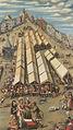 De lakenmarkt te 's-Hertogenbosch circa 1530.jpg