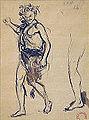Dehodencq A. - Ink - Etude d'un personnage mythologique 15x19.5cm.jpg