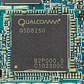 Dell Streak - board - Qualcomm QSD8250-0674.jpg