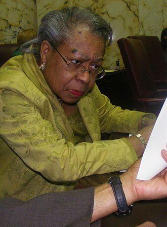 Legislative Black Caucus of Maryland - Image: Delores G. Kelley (2009)