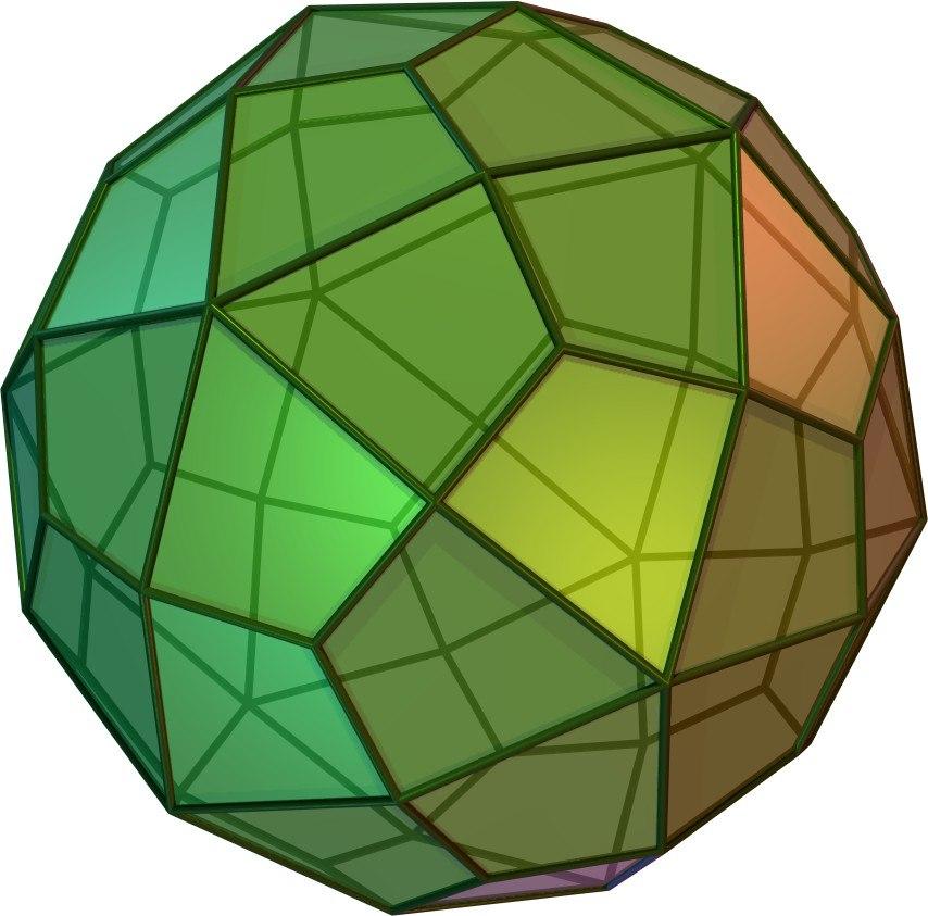 Deltoidalhexecontahedron