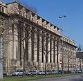 Denkmalgeschützte ehemalige Reichsbahndirektion, Konrad-Adenauer-Ufer 3, Köln-0179.jpg