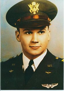 Denver V. Truelove American air force pilot