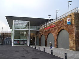 Deptford station entrance 2013.JPG