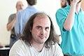 Derrick Coetzee at Regional Ambassadory training 2, 2011-07-07.jpg