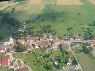 Destord Commune in Grand Est, France