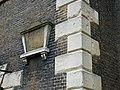 Detail on the Southwest Corner of St George's Church, Gravesend.jpg