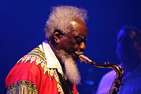 Deutsches Jazzfestival 2013 - Pharoah and the Underground - Pharoah Sanders - 04.JPG