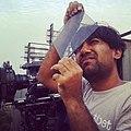 Dev Agarwal working stills.jpg