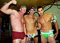 Dev Michaels, Joey Sandino e Hunter Vance.jpg