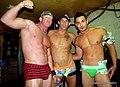 Dev Michaels, Joey Sandino e Hunter Vance.jpg